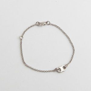 Tory Burch Simple Buckle Bracelet